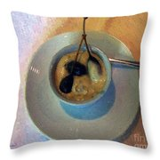 Capperi Cucunci Aioli Throw Pillow