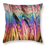 Capsaicin Throw Pillow