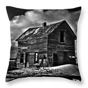 Captains Wind Throw Pillow