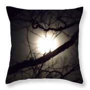 Captured By Your Heart Throw Pillow