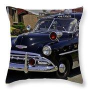 Car 54 Where Are You Throw Pillow