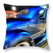 Car Show 2 Throw Pillow