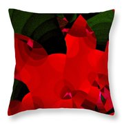 Carnivale 4 Throw Pillow