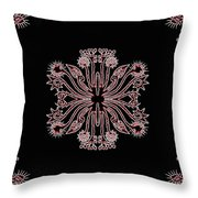 Carpet Throw Pillow