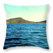 Carter Lake Throw Pillow
