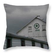 Casa Bianca 1908 Throw Pillow