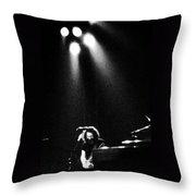 Casey Jones Throw Pillow