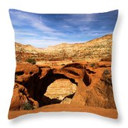 Cassidy Arch Throw Pillow