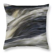 Cataract  Throw Pillow