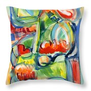 Cathedral Of The Heart Throw Pillow