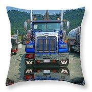 Catr0312-12 Throw Pillow