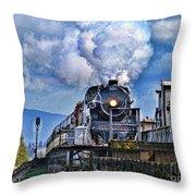 Catr064-07 Throw Pillow