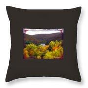 Catskill Fall Throw Pillow