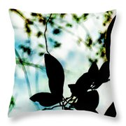 Caught Up In My Own Imagination Throw Pillow