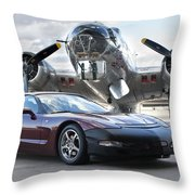 Cc 15 Throw Pillow
