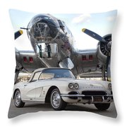 Cc 25 Throw Pillow