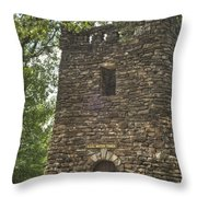 Ccc Water Tower Throw Pillow