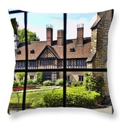 Cecilienhof Palace Throw Pillow