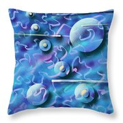 Celebration Throw Pillow by Hakon Soreide