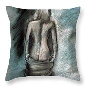 Celeste Throw Pillow