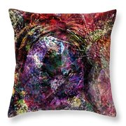 Cell Dreaming 1 Throw Pillow