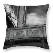 Central Terminal 4922 Throw Pillow