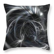 Cepheus Throw Pillow