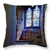 Chagall Window Throw Pillow