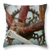 Chainless Throw Pillow