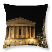 Chamberlain Square Throw Pillow