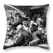 Charities: New York Throw Pillow
