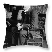 Charles Gibson (1867-1944) Throw Pillow