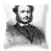 Charles Hanbury-tracy Throw Pillow