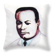 Charles Richard Drew Throw Pillow