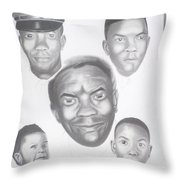 Charles Throw Pillow