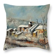 Chassepierre  Throw Pillow