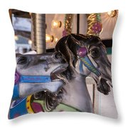 Chat With Me Throw Pillow