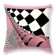 Checkers The Mouse Mechanical Tail Throw Pillow