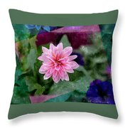 Cheer Up Throw Pillow