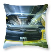 Chevele Super Sport Throw Pillow