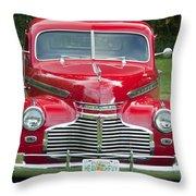 Chevrolet 1941 Throw Pillow