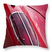 Chevrolet Corvette Throw Pillow