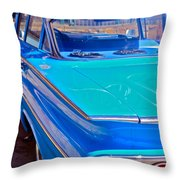 Chevy Bel Air Throw Pillow