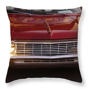 Chevy Impala Ss Throw Pillow