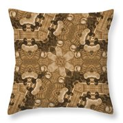 Chick Here - Chick There  Everywhere A Chick Chick 2 Throw Pillow