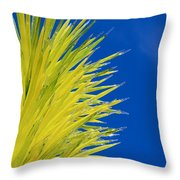 Chihuly Glass Tree Throw Pillow