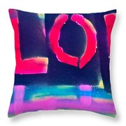 Children's Love Throw Pillow