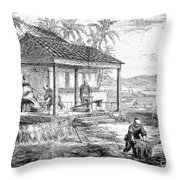 China: Paper Manufacture Throw Pillow