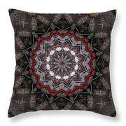 China Town Throw Pillow
