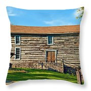 Christ Church Throw Pillow